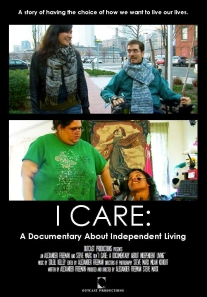 I Care Final Poster